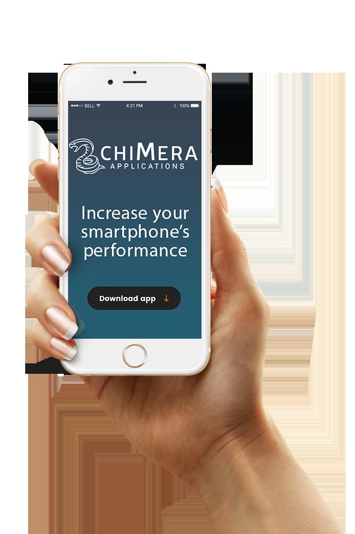 chimera_app_hand